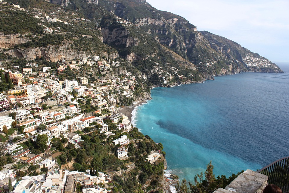 Italy's Amalfi Coast | © toogocall/Pixabay