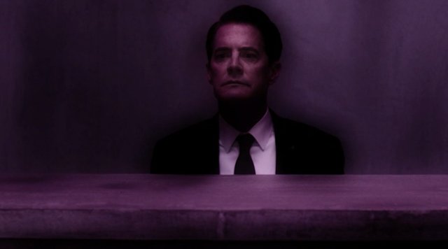 Cooper (Kyle MacLachlan) in the floating room | © Suzanne Tenner/Showtime