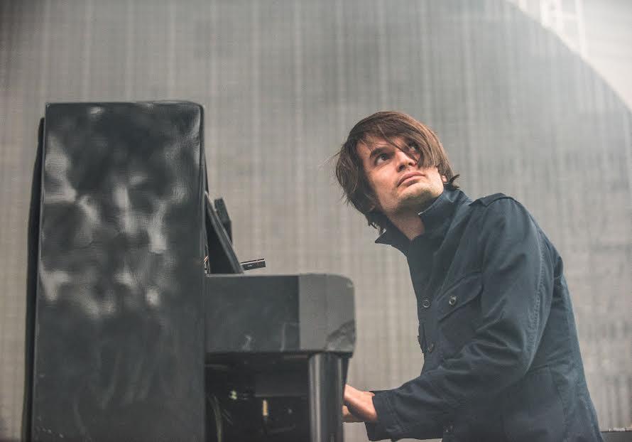 Jonny Greenwood, Radiohead's first scorer | © ddp USA/REX/Shutterstock