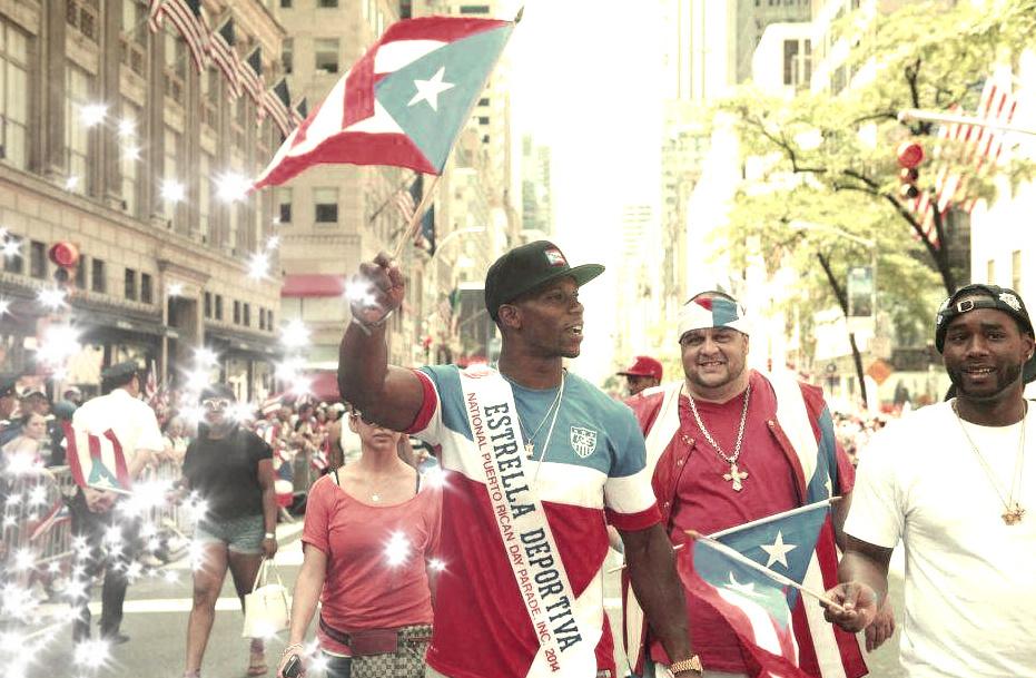 Puerto Rican Day Parade | © Mr Sean Elliot / WikiCommons