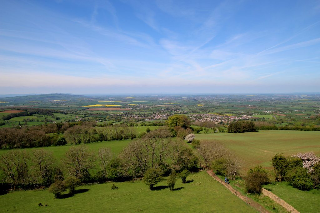 View from Broadway Tower | © Kathryn Yengel/Flickr