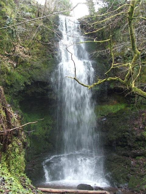 Waterfalls. Credit: Craigie Linn/Geograph
