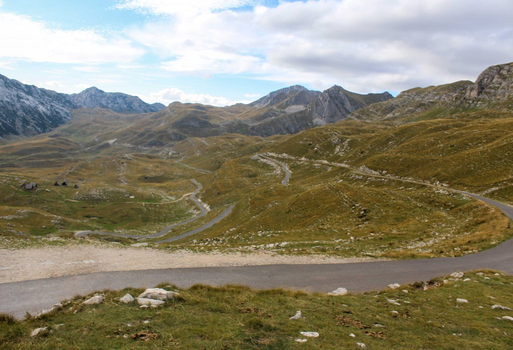 Gavin Greene | Winding roads through the Durmitor Plateau