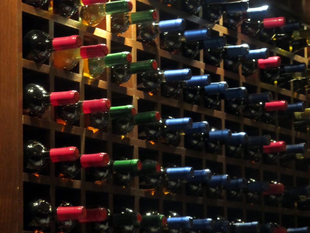 wine bottles | Publicdomainpictures.net