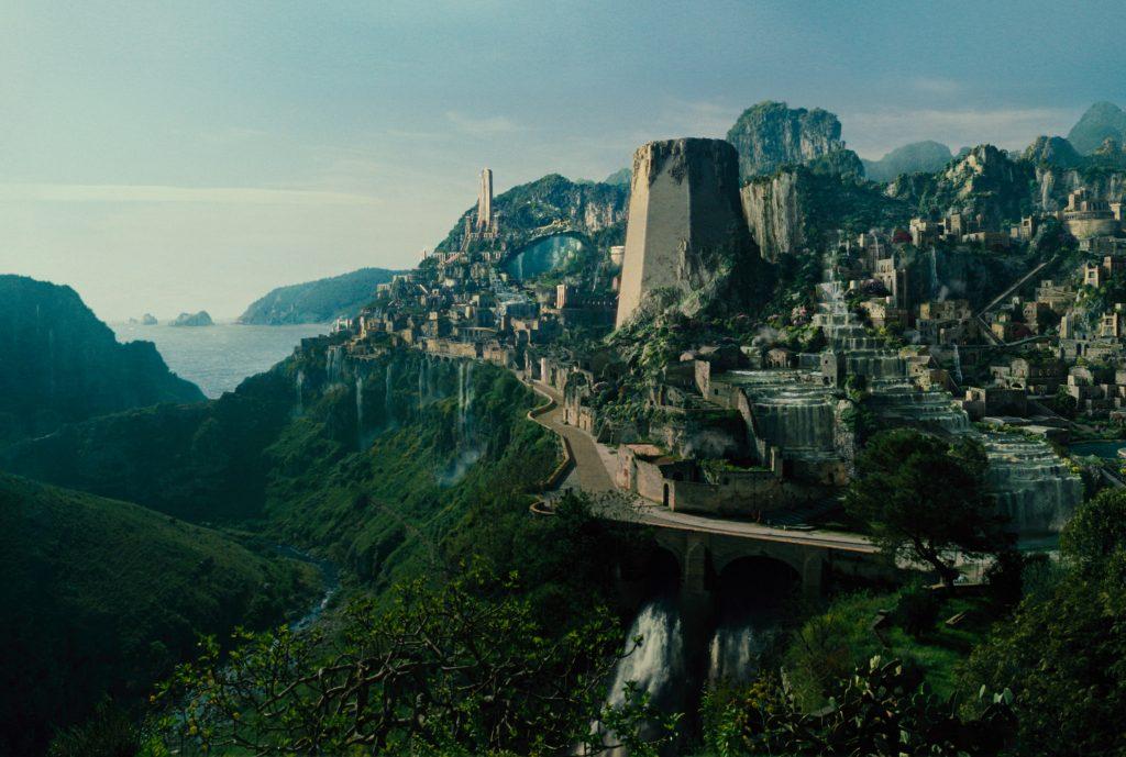 The world of Themyscira in 'Wonder Woman' | © Warner Bros.