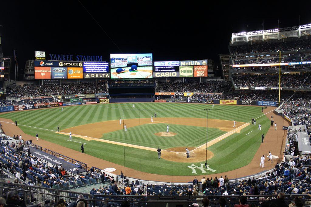 Yankee Stadium | © Shinya Suzuki/Flickr