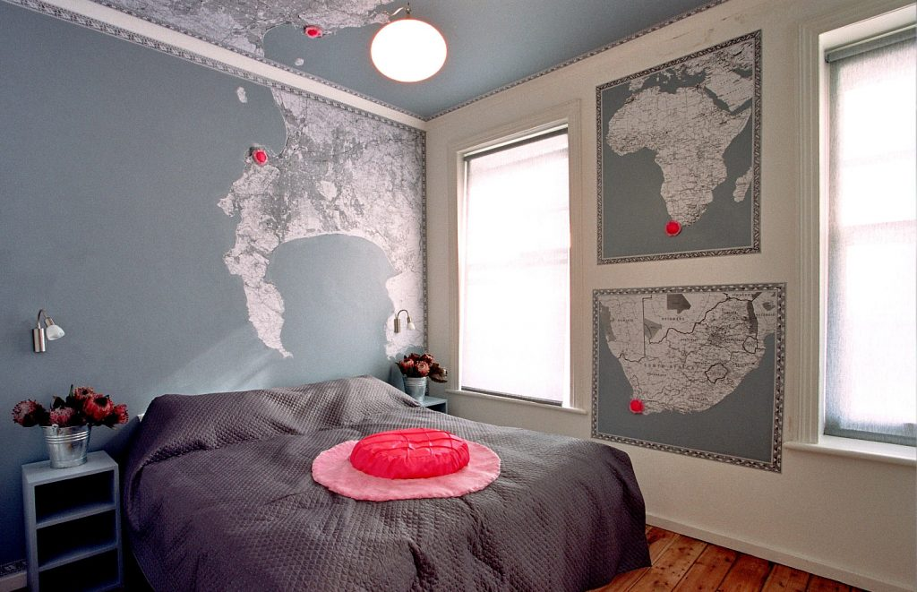Daddy Long Legs is famous for its quirky, artistic rooms | Courtesy of Daddy Long Legs