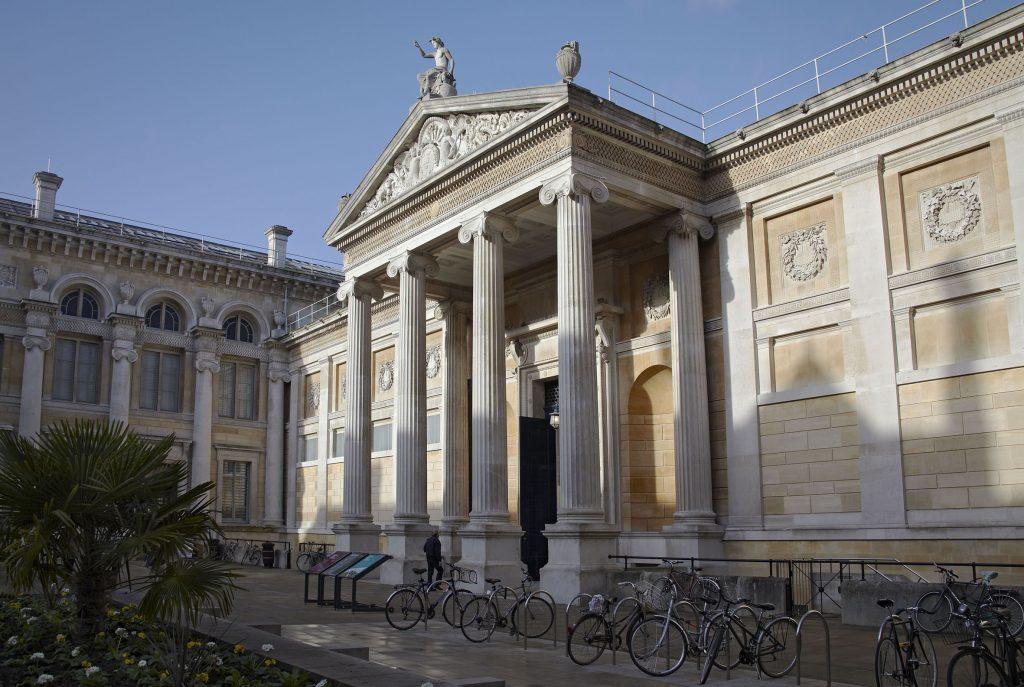 Museum exterior | Courtesy of Ashmolean Museum