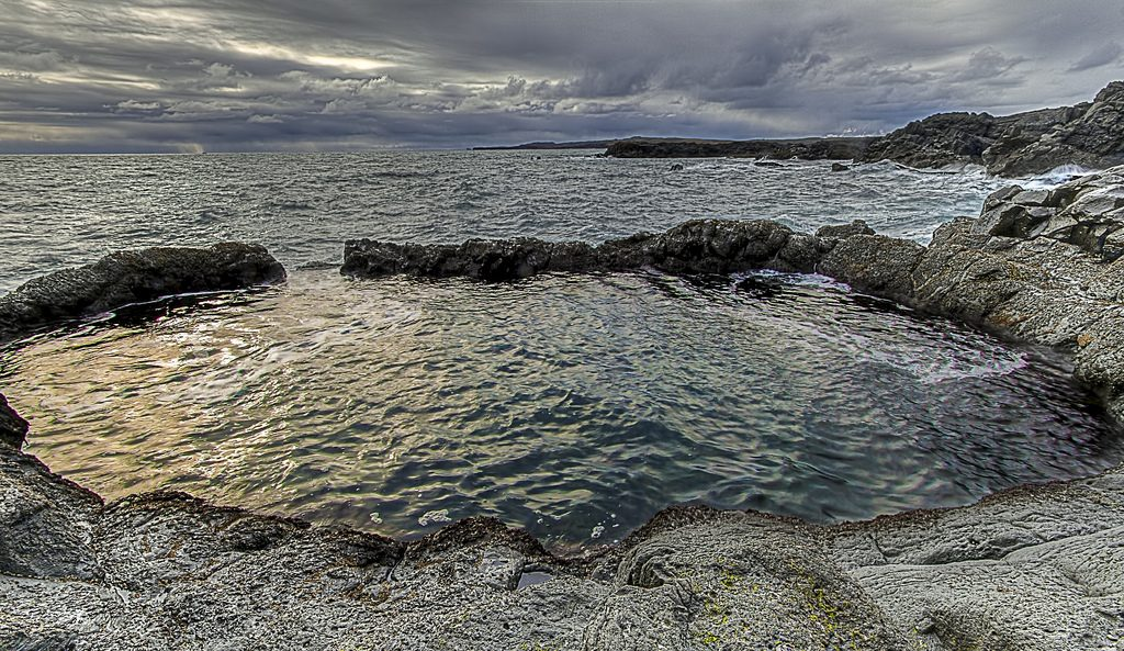 Brimketill | © Sigurdur Bjarnason/Flickr