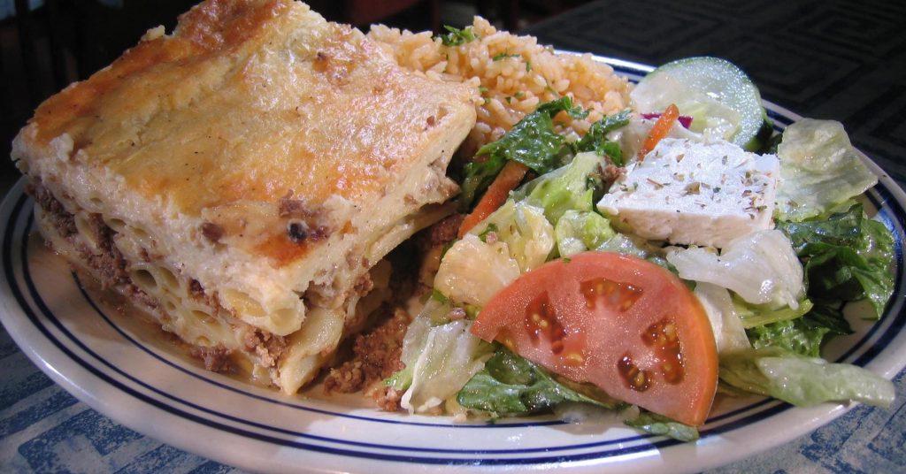 Courtesy of Greek Corner Restaurant