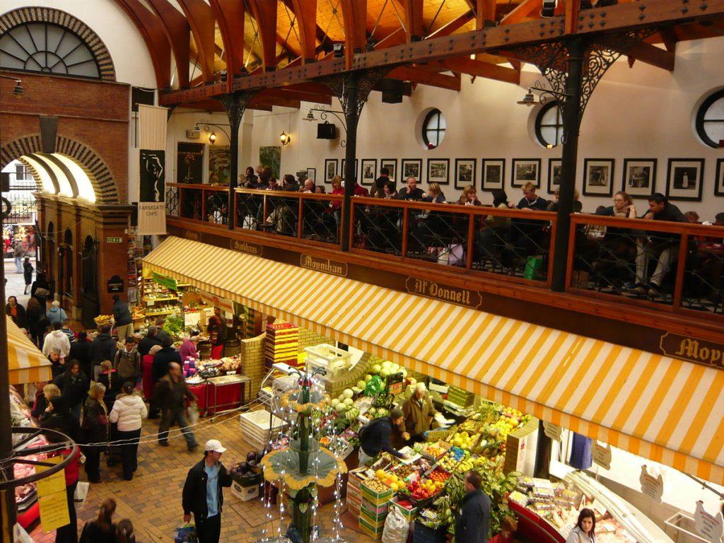 The English Market, Cork | © Jessica Spengler/Flickr