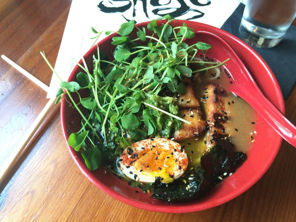 House Ramen | | Courtesy of Shojo
