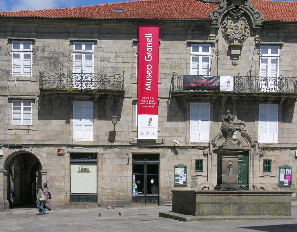 Museo Granell, Santiago de Compostela | ©Luis Miguel Bugallo Sánchez / Wikimedia Commons