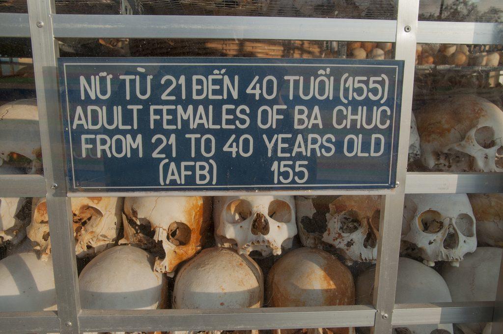 Ba Chuc's memorial | © Bem photography: 0983194978 / Flickr