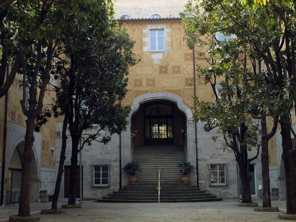 Antiguo Hospital de Santa Catalina, Girona | ©Enric / Wikimedia Commons