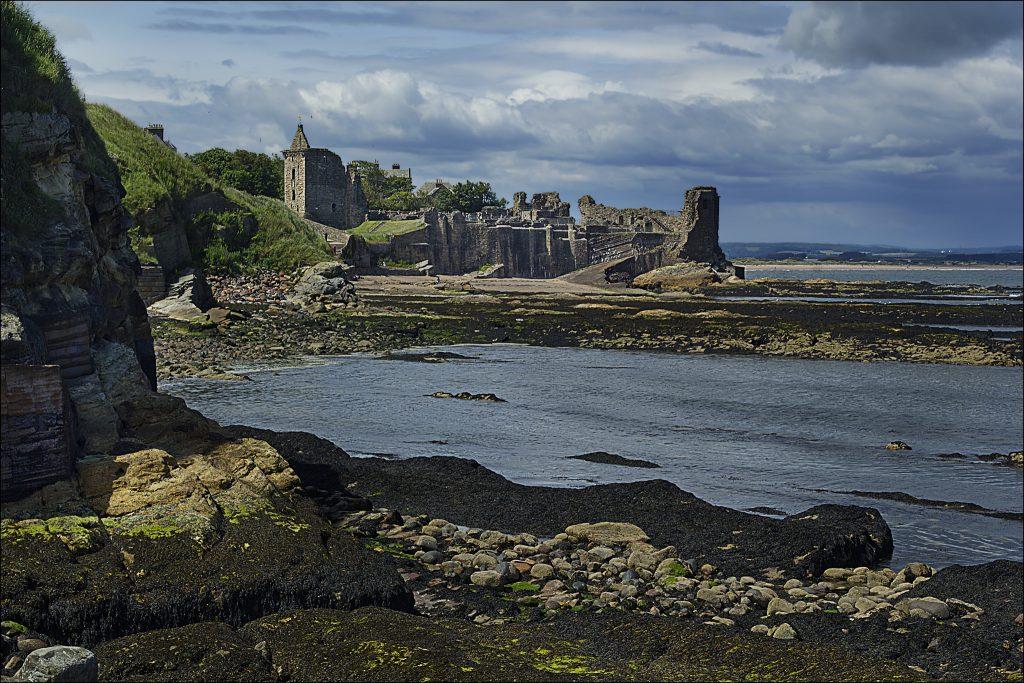 St Andrews Castle   © dun_deagh/Flickr