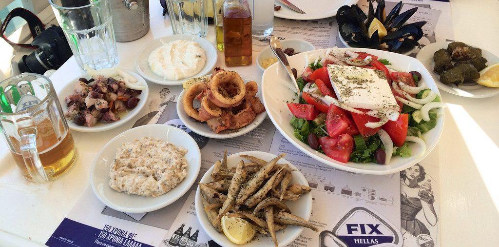Greek deliciousness   © Ania Mendrek/Flickr