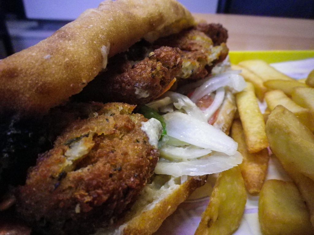 Best Fast Food In Tehran
