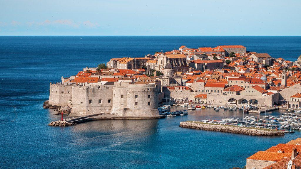 Dubrovnik City Walls   © Ivan Ivankovic/Flickr