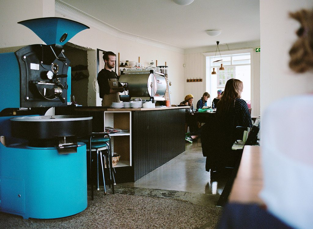 Reykjavik Roasters | © Chris Wronski/Flickr