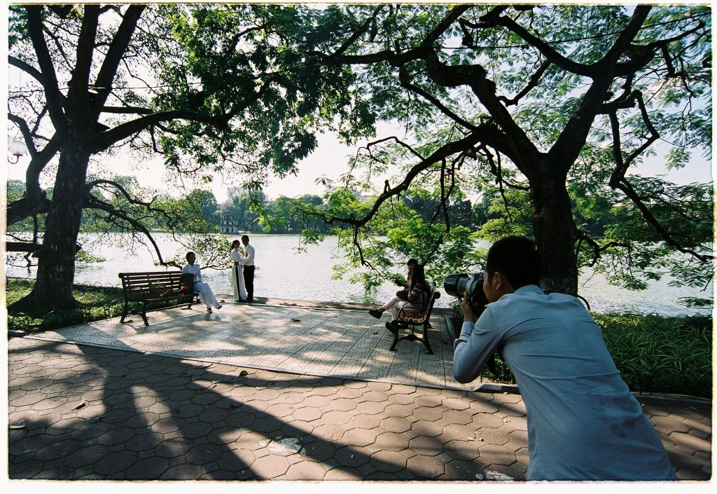 Hoan Kiem Lake in central Hanoi | © Khánh Hmoong / Flickr