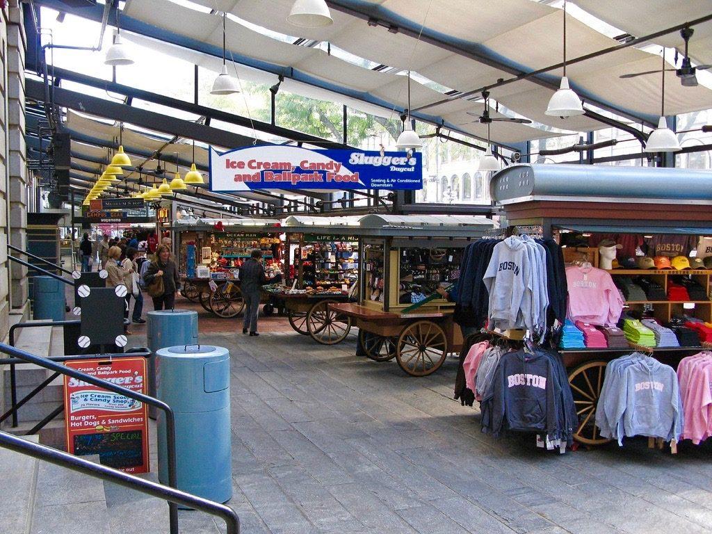 Quincy Market | © Smudge 9000Flickr