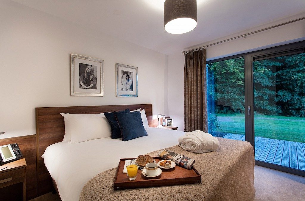 Heron's Reach Gate Lodges, Castlemartyr Resort | Courtesy of Castlemartyr Resort