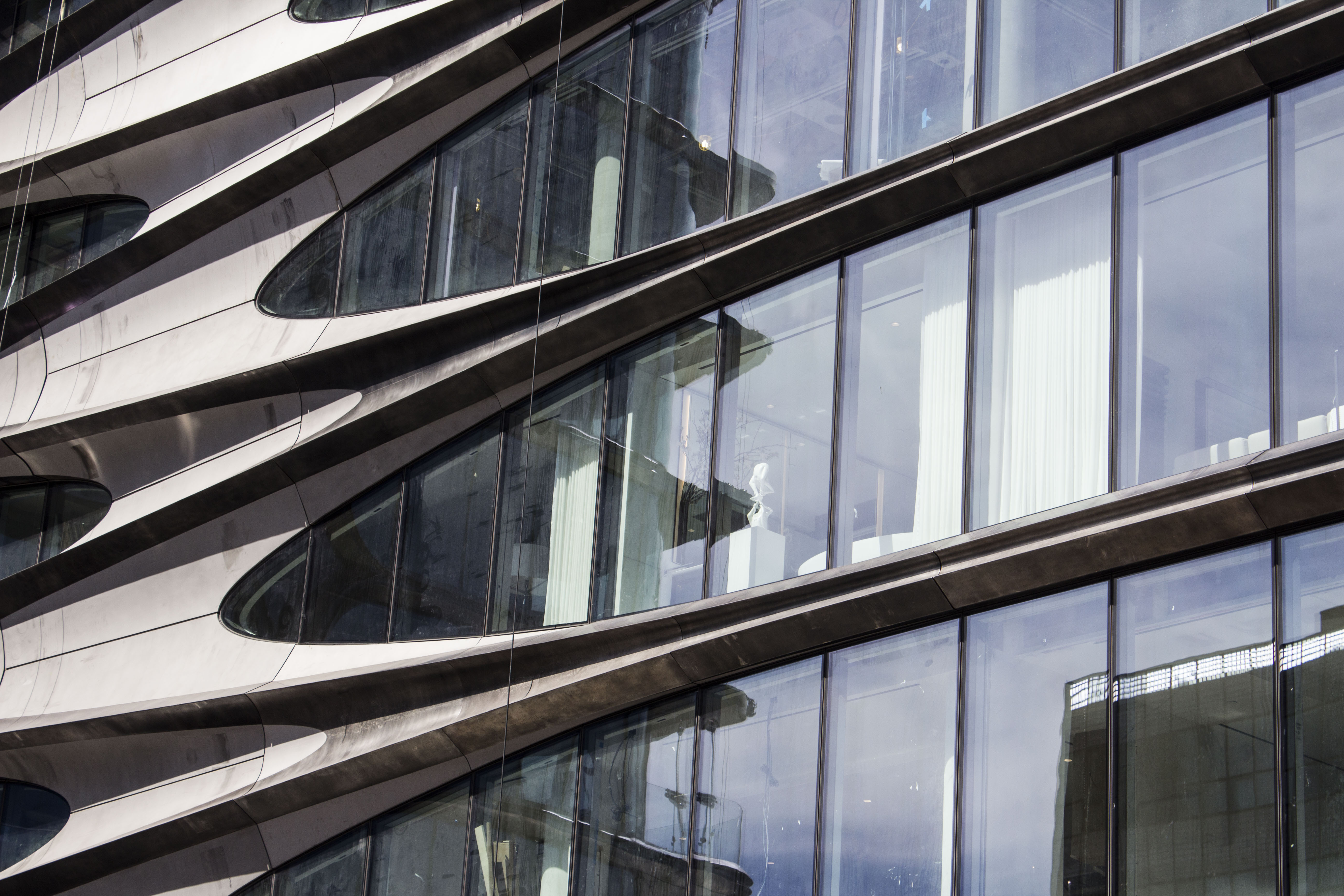 Zaha Hadid S High Line Building Great Design Or Life In A