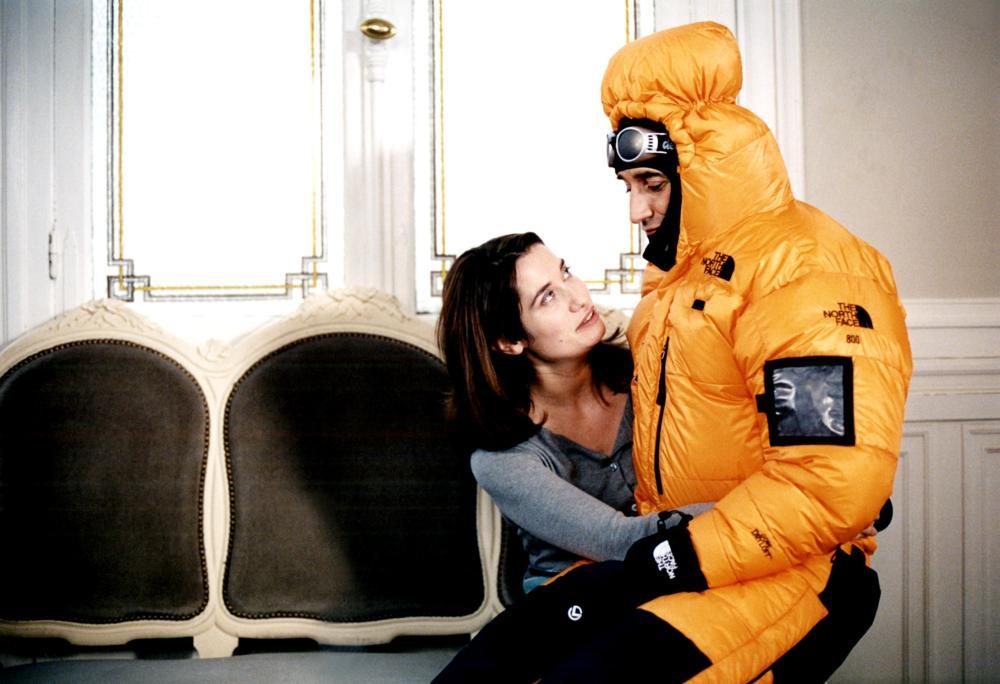 "Devos and Bruno Todeschini in ""Gentille,""(2005) | © Les Films du Losange"