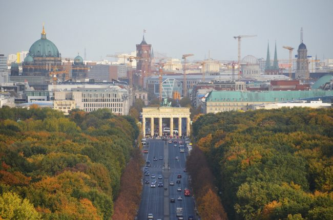 Is Berlin the Greenest City in the World?