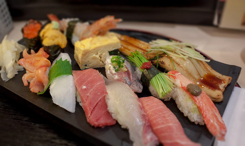 The 10 best traditional japanese dishes for Best sashimi fish