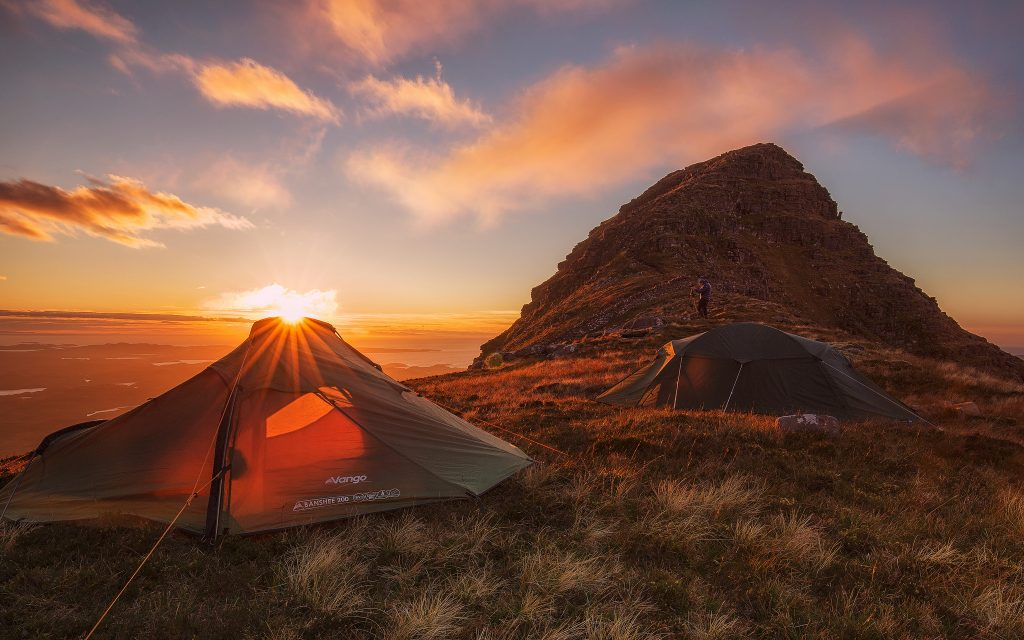Suilven Wild Camping
