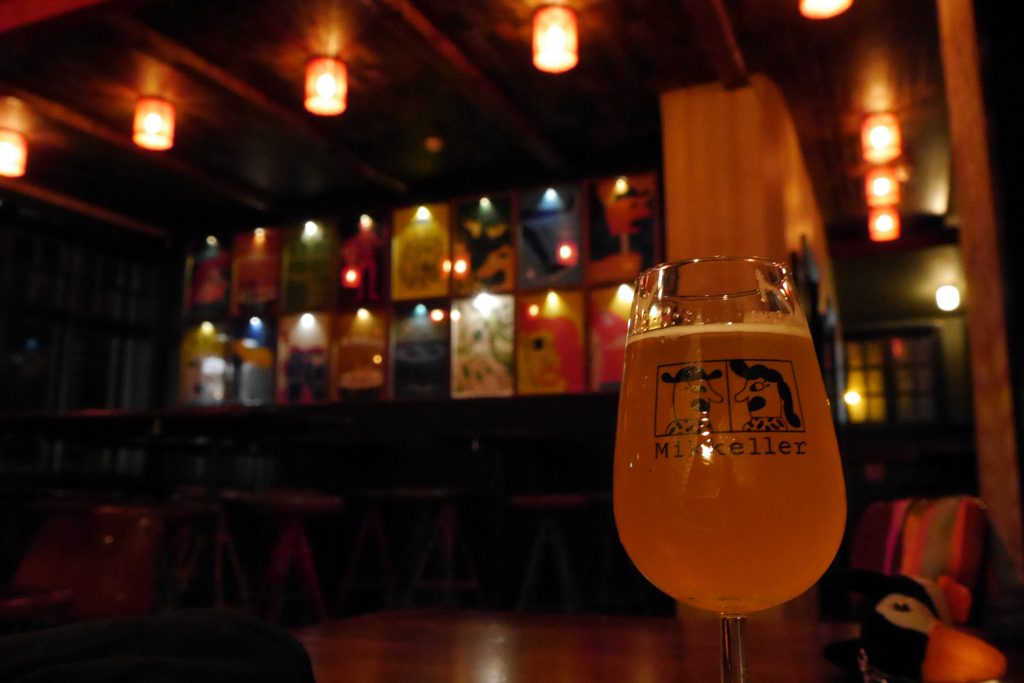 Enjoying a Beer at Mikkeller | © ActiveSteve/Flickr