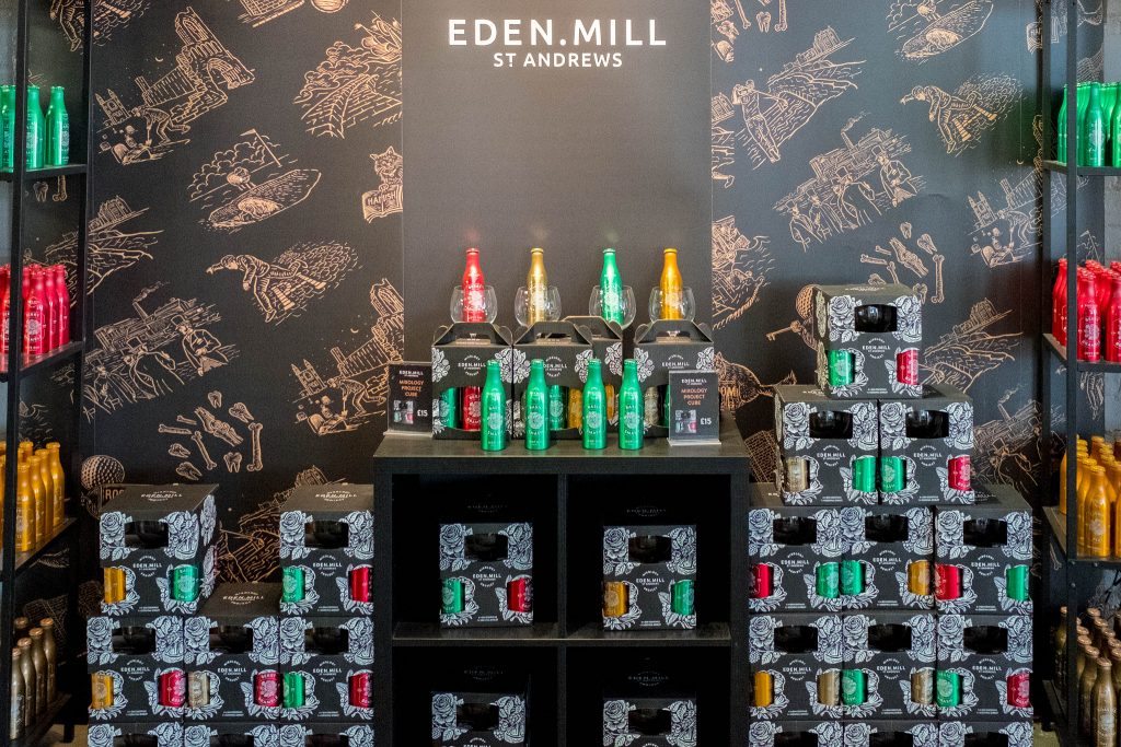Eden Mill Distillery | © John Loach/Flickr