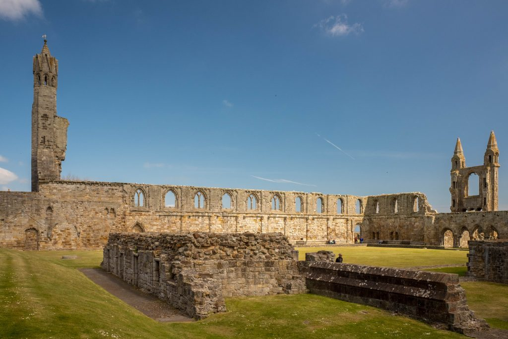 St Andrews Cathedral | © John Loach/Flickr