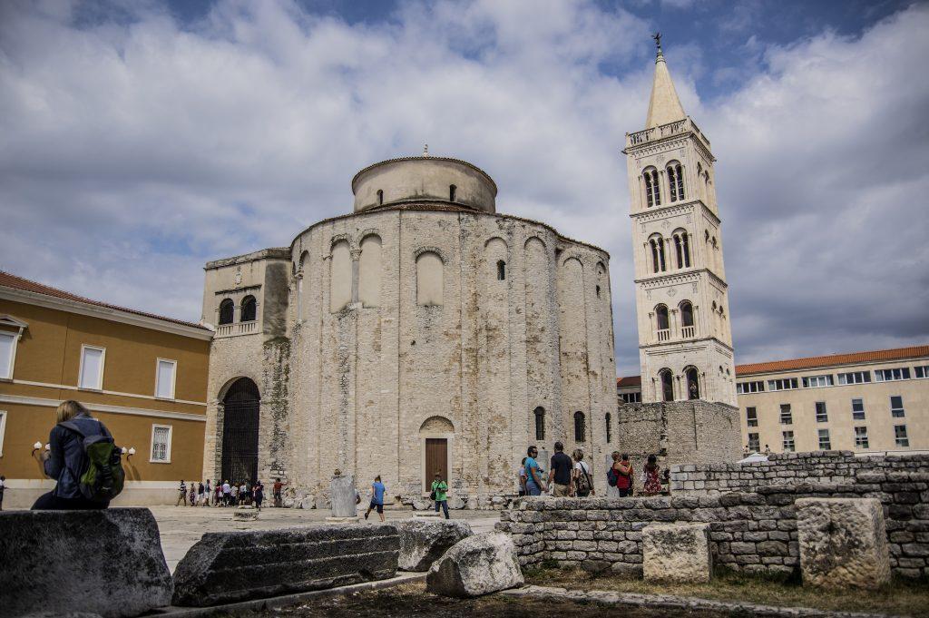 Zadar, Roman Forum   © stefano Merli/Flickr
