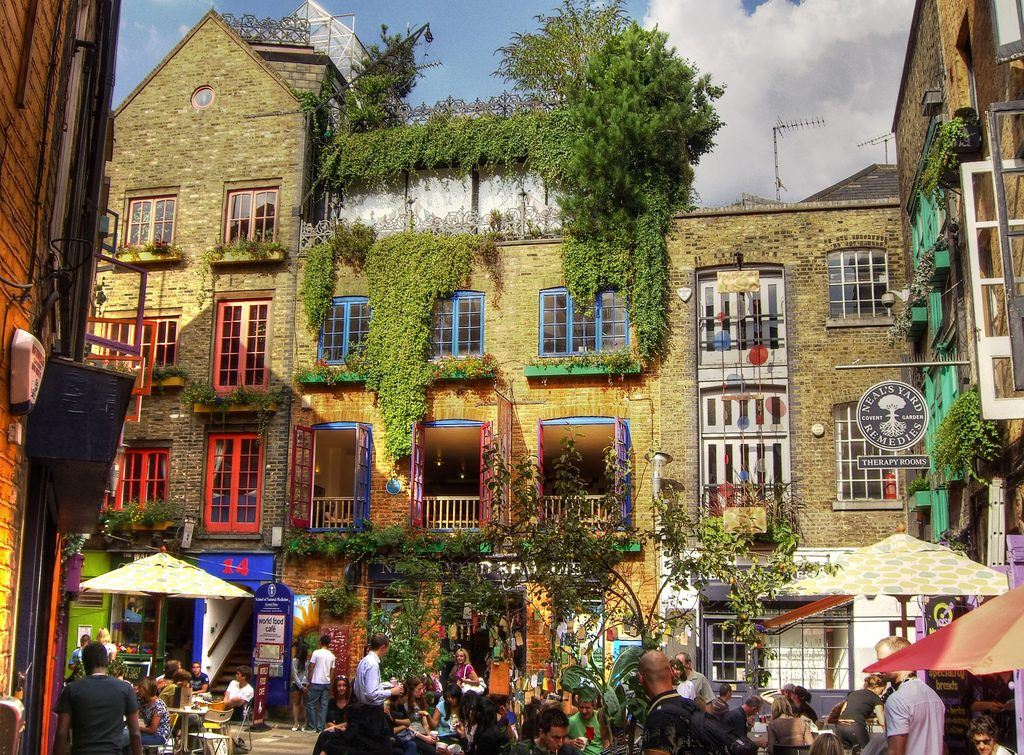The Best Lunch Spots in Covent Garden