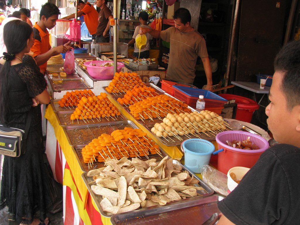 Chow Kit Market | © Gavin Anderson / Flickr