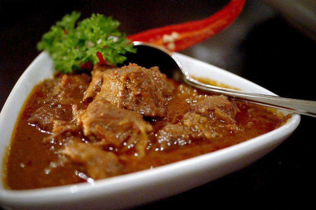Indonesian Beef Rendang C Kyle Lam Flickr