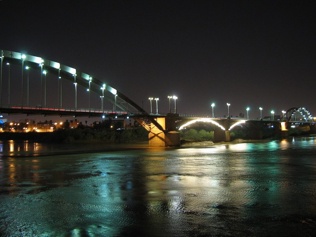White Bridge over the Karun River | © Danial Chitnis / Flickr