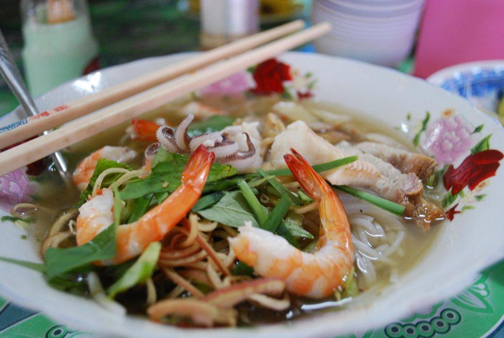 Bun mam at Vinh Long market | © Alpha / Flickr