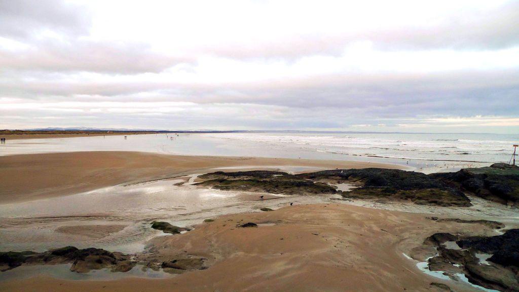 West Sands Beach | © Jamie Hamilton/Flickr