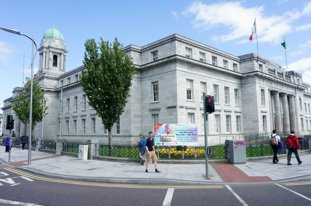 Cork City Hall | © William Murphy/Flickr