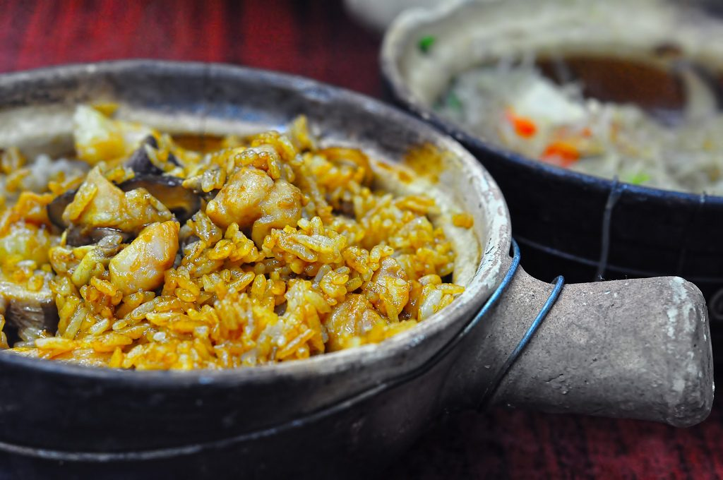 Clay Pot Rice | © jh_tan84/Flickr