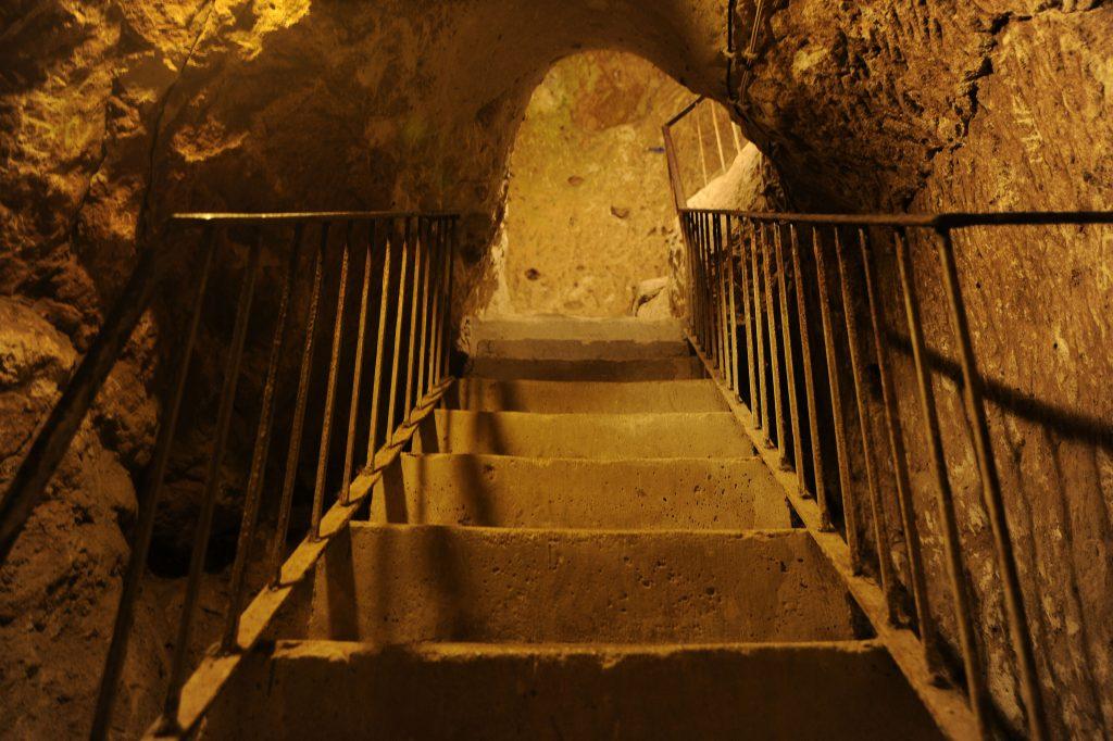 The Story Behind Turkey S Underground Cities