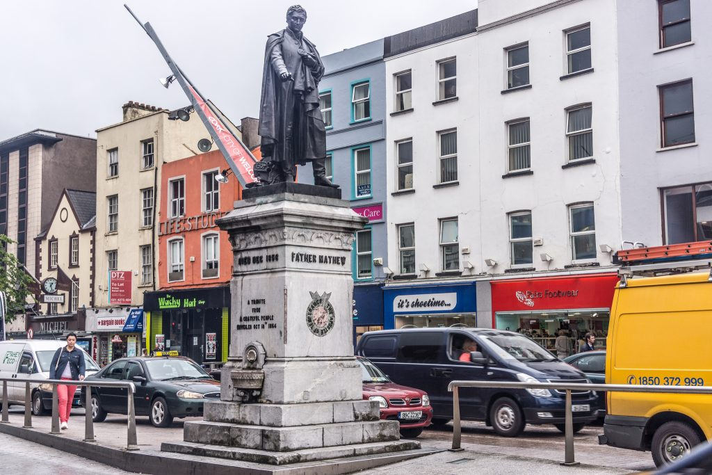 The Father Mathew Statue - Cork City | © William Murphy/Flickr