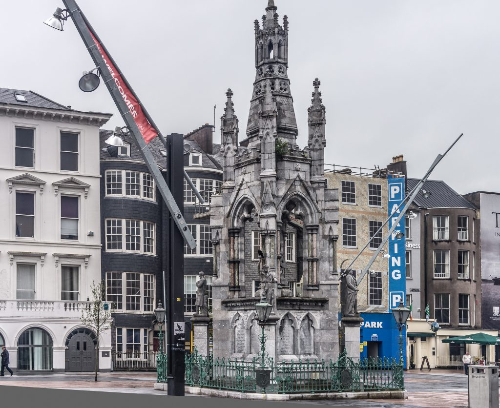 National Monument - Grand Parade Cork City | © William Murphy/Flickr