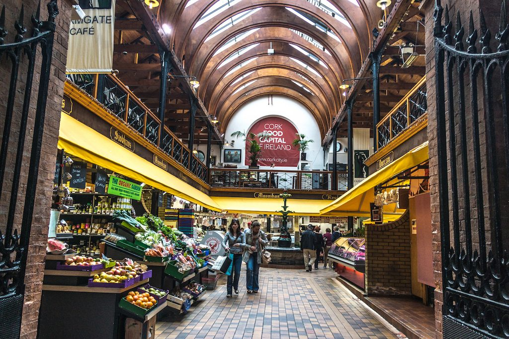 English Market Cork | © William Murphy/Flickr