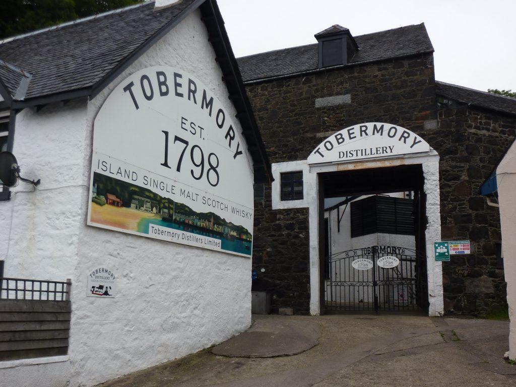 Tobermory Distillery Tour