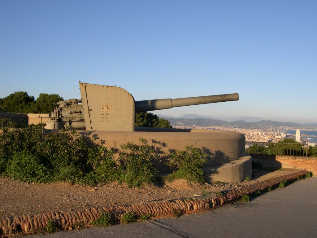 Cannons on Montjuïc | © tilo 2005 / Flickr